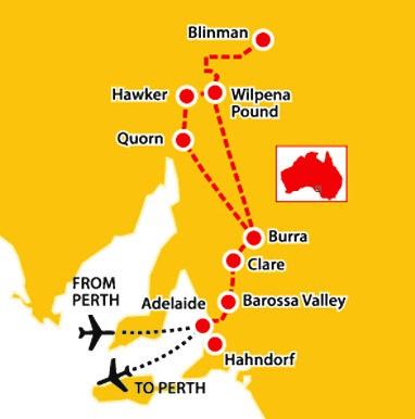 flinders ranges, herman pekel, art tours australia, australian art tours, art tours of flinders ranges