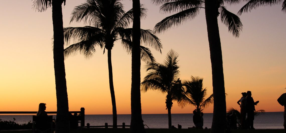 cable beach, broome, cable beach broome, sunset at cable beach, broome sunset, broome beach